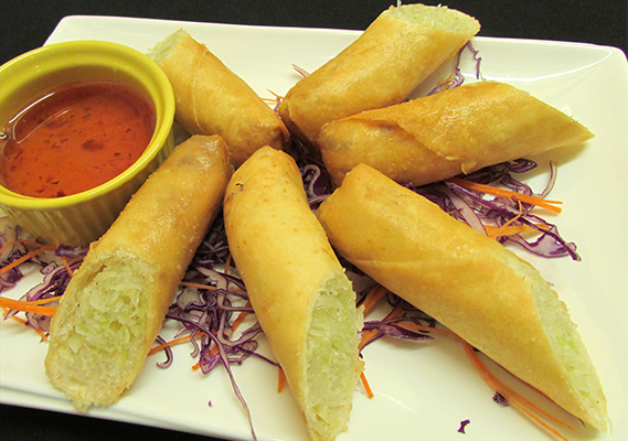 THAI SPRING ROLLS (3)