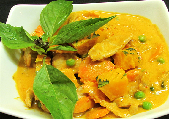 PUMPKINS CURRY **