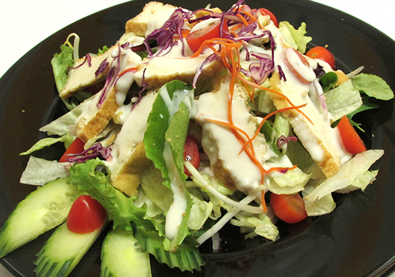 THAI CHEF SALAD - VEGETARIAN